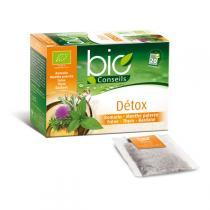 Bio Conseils - Infusion Détox Bio 20 sachets