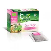 Bio Conseils - Infusion Drainage Bio 20 sachets