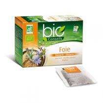 Bio Conseils - Infusion du Foie Bio 20 sachets
