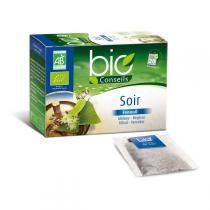 Bio Conseils - Infusion du Soir Bio 20 sachets