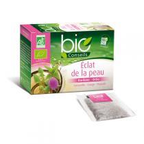 Bio Conseils - Infusion Éclat de la Peau Bio 20 sachets