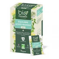 Bio Conseils - Infusion Équilibre Acido Basique Bio 20 sachets