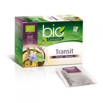 Bio Conseils - Infusion Transit Bio 20 sachets