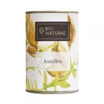 Bionaturae - Lentilles blondes boite 400gr