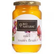 Bionaturae - Miel toutes fleurs Italie 500gr