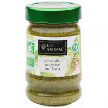 Bio Naturae - Pesto alla genovese au tofu 190gr