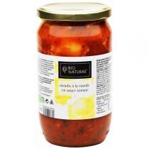 Bionaturae - Raviolis boeuf et sauce tomates 670gr
