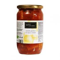 Bionaturae - Raviolis jambon et sauce tomates 670gr