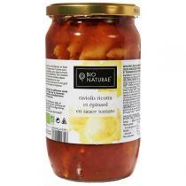 Bionaturae - Raviolis ricotta épinard et sauce tomates 670gr
