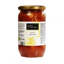 Bionaturae - Raviolis végétariens et sauce tomates 670gr