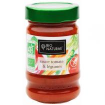 Bionaturae - Sauce aux légumes sans gluten 190gr