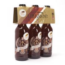Brasseurs Savoyards - Bière BS Ambrée Bio 3x33cl