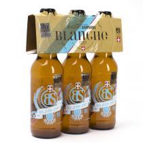 Brasseurs Savoyards - Bière BS Blanche bio 3x33cl