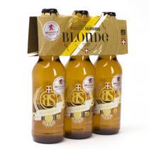 Brasseurs Savoyards - Bière BS Blonde Bio 3x33cl