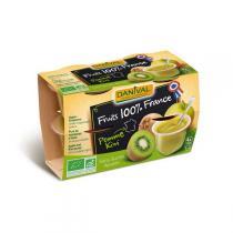 Danival - Purée Pommes-kiwi BIO 4 x 100g