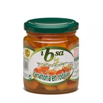 Ibsabio - Carottes en rondelles Bio 230g