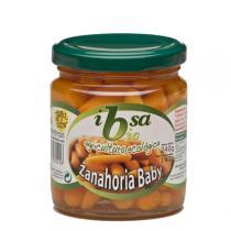 Ibsabio - Mini carottes Baby Bio 240g