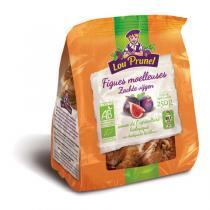 Lou Prunel - Figues moelleuses pasteurisés bio 250g