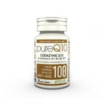 LT LABO - Coenzyme Pure Q10 Série Or 100mg - 30 gélules