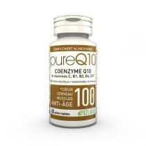 LT LABO - Coenzyme Pure Q10 Série Or 100mg - 60 gélules