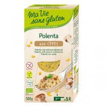 Ma Vie Sans Gluten - Polenta aux cèpes 300gr