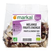 Markal - Mélange fruits énergie 250g