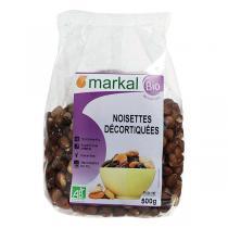Markal - Noisettes décortiquées 500g