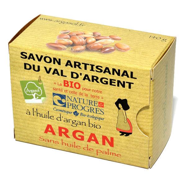 Argasol - Savon bio Argan 140gr