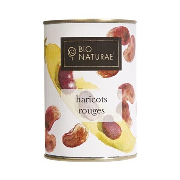 Bio Naturae - Haricots rouges boite 400gr