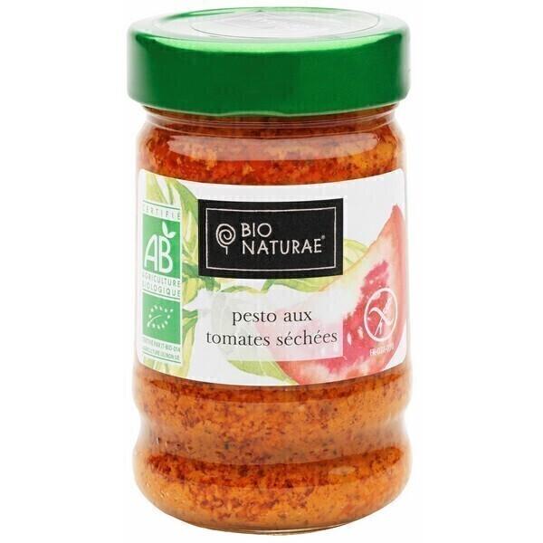 Bio Naturae - Pesto aux tomates séchées 190gr