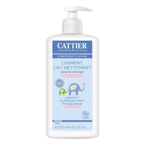 Cattier - Liniment pour le change 500ml