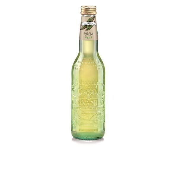 Galvanina - Thé Vert BIO 355ml