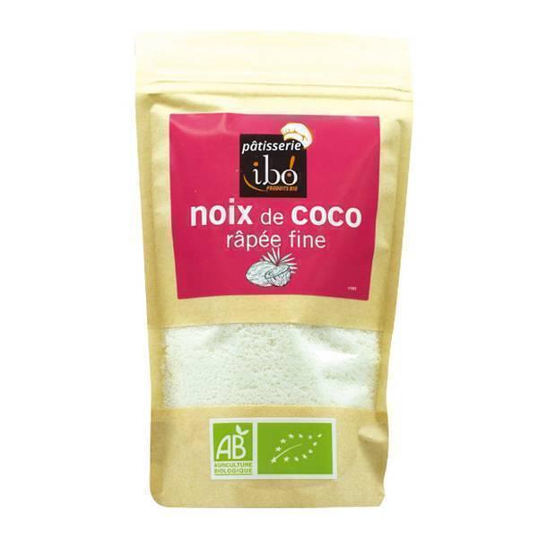 Ibo! - Noix de coco râpée fine BIO - 100g