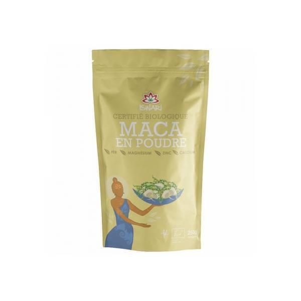 Iswari - Maca en poudre biologique - 250g