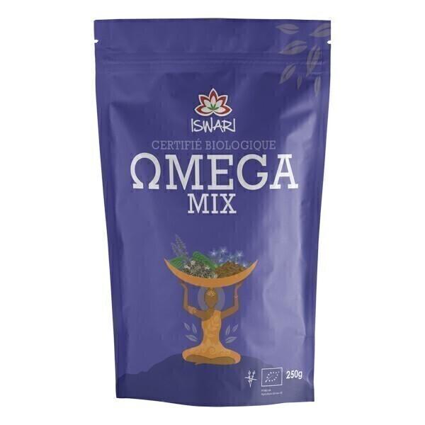 Iswari - Omega 3 Mix Bio - 250g