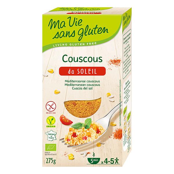 Ma Vie Sans Gluten - Couscous du soleil 275gr