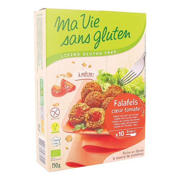 Ma Vie Sans Gluten - Falafels Coeur tomate 150gr