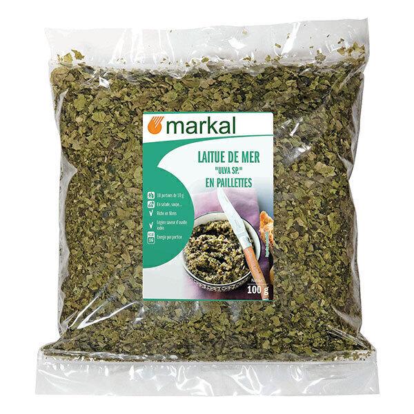 Markal - Algues laitue de mer paillettes 100g