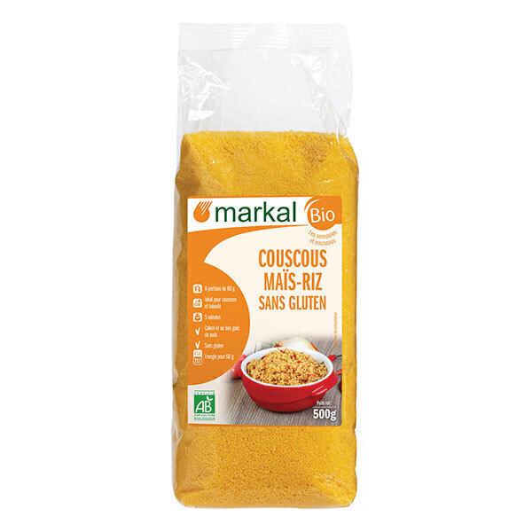 Markal - Couscous maïs riz 500g