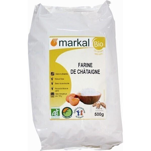 Markal - Farine de châtaigne France 5kg