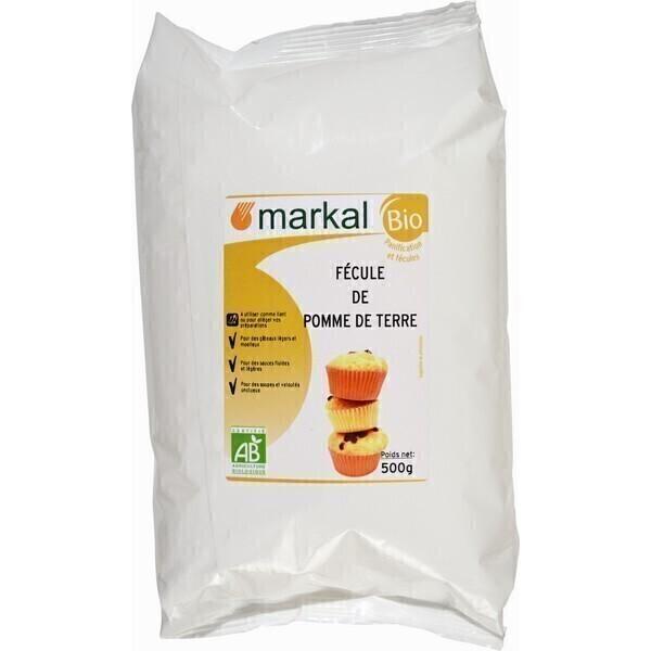 Markal - Fécule pomme de terre 500g