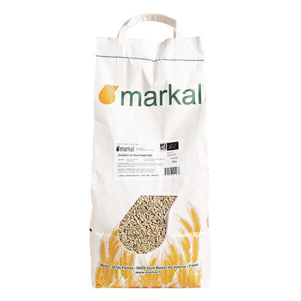 Markal - Graines de tournesol décortiquées 3kg