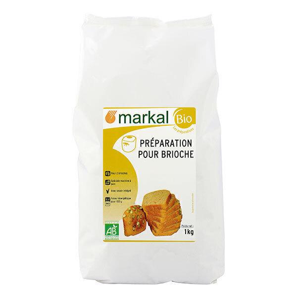 Markal - Préparation base brioche 1kg