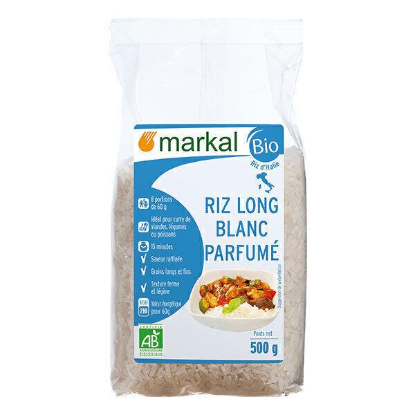 Markal - Riz long blanc parfumé 500g
