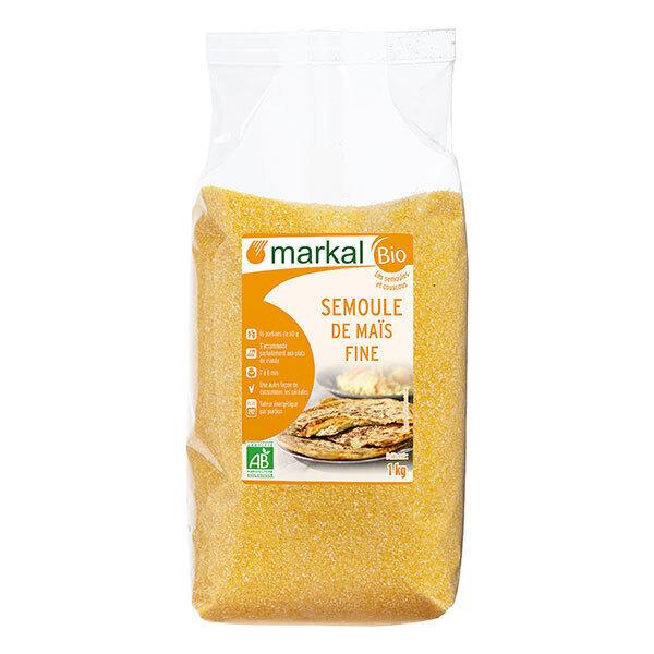 Markal - Semoule maïs fine 1kg