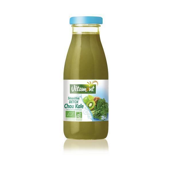 Vitamont - Smoothie Détox Chou Kale 25cl