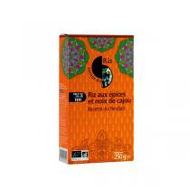 Autour du Riz - Riz aux 7 épices & Noix de cajou Pendjab 250g