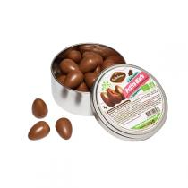 Belledonne - Petits oeufs chocolat au lait - caramel beurre salé - 160g