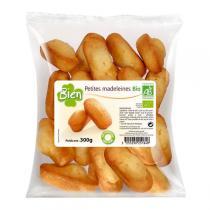 Bien Pâtisserie - Petites madeleines BIO - 300g