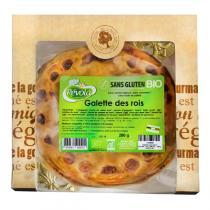 BioRevola - Galette des Rois Frangipane Sans gluten 280g